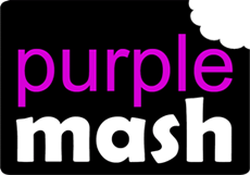 Purple Mash Login Button